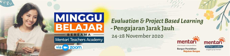 Minggu Belajar Bersama Mentari Teachers Academy - November