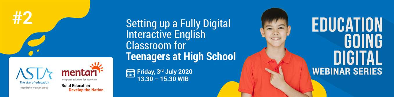 Education Going Digital Webinar Series 2