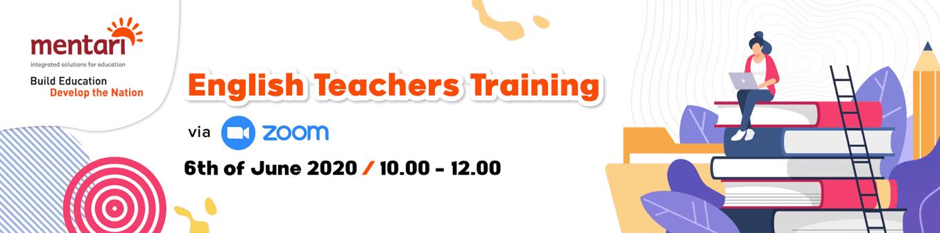 English Teachers Training