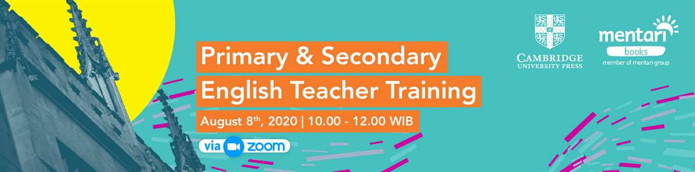 Mentari - Cambridge English Teacher Training Primary & Secondary